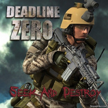 Deadline Zero  Seek and Destroy v1.3[iPhone/iPod Touch]