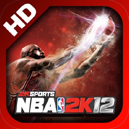 NBA 2K12 for iPad v1.1.3[iPhone/iPod Touch]