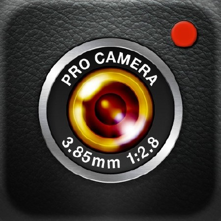 ProCamera v3.3[iPhone/iPod Touch]