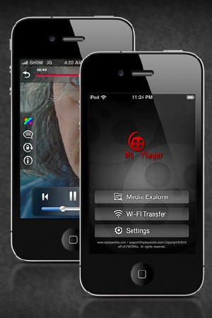 AVPlayer v1.46[iPhone/iPod Touch]