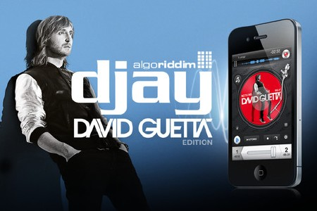 djay - David Guetta Edition v1.0[iPhone/iPod Touch]