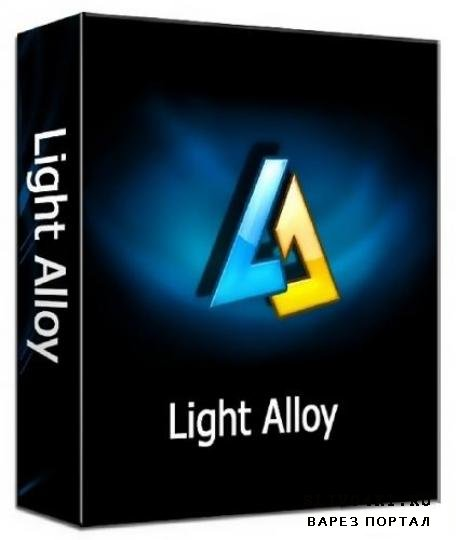 Light Alloy 4.5.7.643. Фотошоп на русском языке/Photoshp CS 8.0 rus + crac