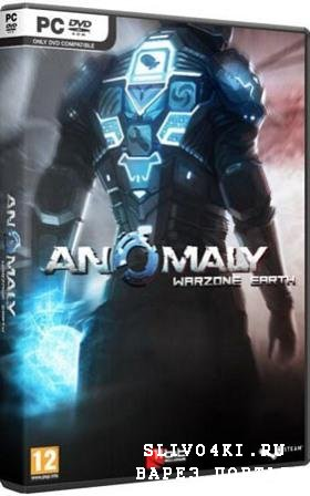 Anomaly: Warzone Earth / Аномалия: зона войны Земли (Repack Creative/RUS)