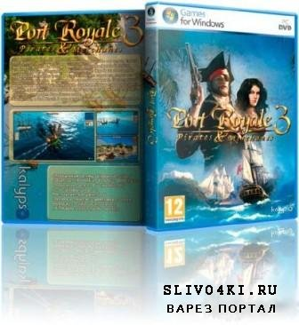Port Royale 3: Pirates and Merchants (RUS/ENG/2012/RePack от  R.G. Origami)