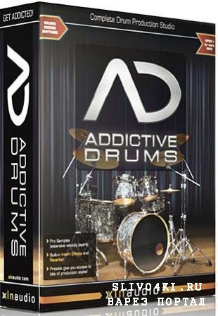 XLN Audio Addictive Drums Full v.1.5.2 (2012/ENG/PC)